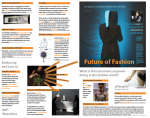 FUTURE OF FASHION (poster)